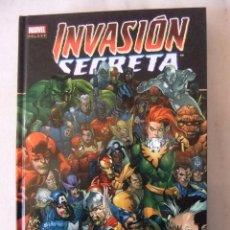 Cómics: MARVEL DE LUXE INVASION SECRETA PANINI COMICS INTEGRAL. Lote 55380106