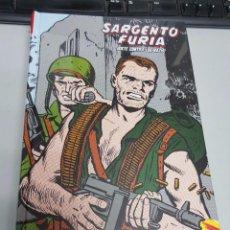 Cómics: MARVEL LIMITED EDITION : SARGENTO FURIA ¡ SIETE CONTRA LOS NAZIS ! ONE SHOT 560 PAGINAS ! PANINI. Lote 55993321