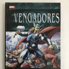 Cómics: LOS VENGADORES. MIEDO ENCARNADO - MARVEL DELUXE - BENDIS, DELL'OTTO, BACHALO, ROMITA JR. - PANINI. Lote 56144670