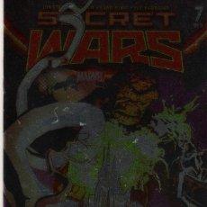 Cómics: SECRET WARS 7. Lote 56155039