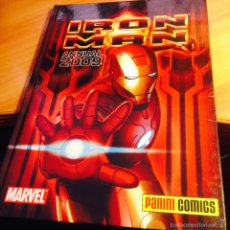 Cómics: IRON MAN ANNUAL 2009. TAPA DURA MARVEL. PANINI COMICS (C1). Lote 56191087