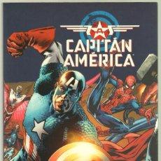 Cómics: CAPITAN AMERICA - RENACIMIENTO - MARVEL PANINI - 100% MARVEL. Lote 56216863