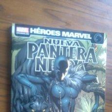 Comics : NUEVA PANTERA NUEVA. ESPECIE MORTAL. REGINALD HUDLIN. KEN LASHLEY. PANINI. BUEN ESTADO. RARO. Lote 56272657