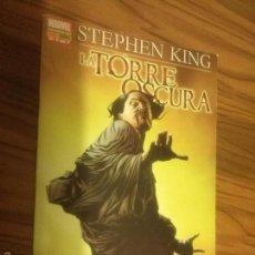 Cómics: LA TORRE OSCURA 4. EL NACIMIENTO DEL PISTOLERO. STEPHEN KING. BUEN ESTADO. Lote 56642154