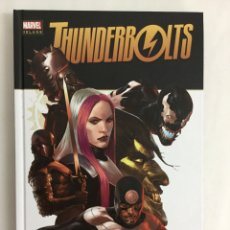 Cómics: THUNDERBOLTS: LA ASCENSIÓN DE NORMAN OSBORN (MARVEL DELUXE) WARREN ELLIS, MIKE DEODATO - PANINI. Lote 56692875