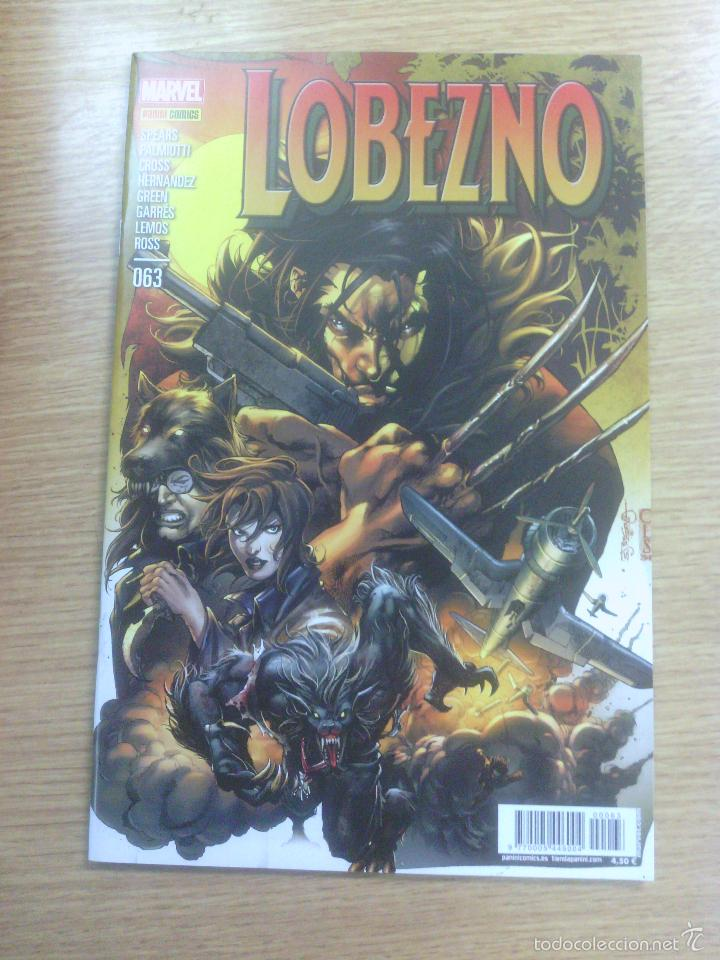 LOBEZNO VOL 5 #63 (Tebeos y Comics - Panini - Marvel Comic)