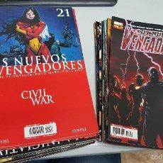 Cómics: LOS NUEVOS VENGADORES VOL 1 ¡ COMPLETA 61 NUMEROS ! MARVEL PANINI. Lote 56879539