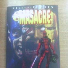 Cómics: LAS MINIS DE MASACRE #2 MASACRE MATA AL UNIVERSO MARVEL / MASACRE MATALUSTRADO (100% MARVEL). Lote 113176323