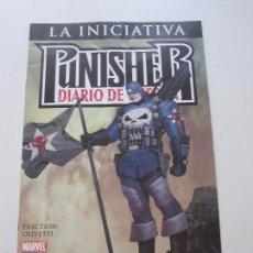 Comics : PUNISHER DIARIO DE GUERRA Nº 7 MATT FRACTION OLIVETTI 2008 E11X1. Lote 57229566