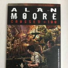Cómics: CROSSED + 100 VOLUMEN 1 - ALAN MOORE - GABRIEL ANDRADE - PANINI. Lote 57257950