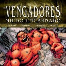Cómics: LOS VENGADORES MIEDO ENCARNADO VOL. 4 Nº 13 DE BENDIS & BACHALO & ROMITA & JANSON PANINI COMICS . Lote 57301157