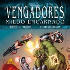Cómics: LOS VENGADORES MIEDO ENCARNADO VOL. 4 Nº 14 DE BRIAN M. BENDIS & CHRIS BACHALO PANINI COMICS . Lote 57301192