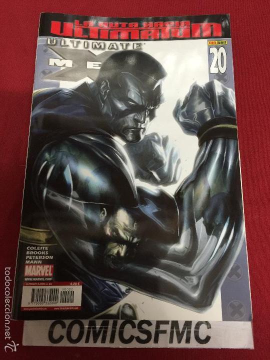 ULTIMATE X MEN VOLUMEN 2 NUMERO 20 BUEN ESTADO REF.11 (Tebeos y Comics - Panini - Marvel Comic)