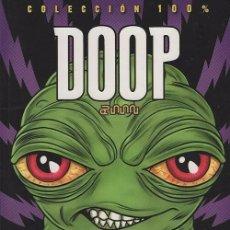 Cómics: COLECCION 100% MARVEL - DOOP - EL NUEVO DOOP - MILLIGAN / LAFUENTE / ALLRED TOMO PANINI. Lote 57331538