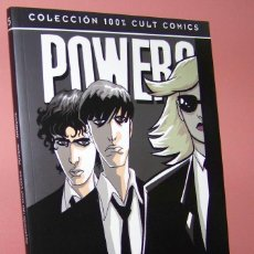 Cómics: POWERS 5: ANARQUIA. BENDIS-OEMING. COLECCIÓN 100% CULT COMICS. Lote 57430561