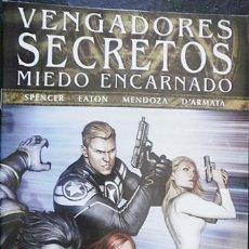Cómics: PACK : VENGADORES SECRETOS MIEDO ENCARNADO Nº 13 Y LOS NUEVOS VENGADORES MIEDO ENCARNADO Nº 14 . Lote 57524044