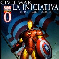 Cómics: ESPECIAL CIVIL WAR: LA INICIATIVA Nº 0.PANINI.NUEVO.. Lote 57560356