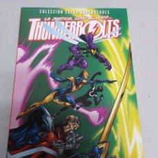 Fumetti: THUNDERBOLTS : TENDENCIAS HEROICAS - COLECCION EXTRA SUPERHEROES ¡ TOMO 424 PAGINAS!. Lote 127192604