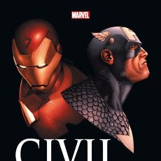 Cómics: CIVIL WAR MARVEL INTEGRAL - TOMO PANINI TAPA DURA - MARK MILLAR STEVE MCNIVEN. Lote 75765933