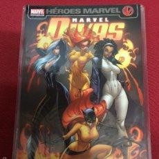 Comics: PANINI - HEROES MARVEL DIVAS MUY BUEN ESTADO. Lote 57840703