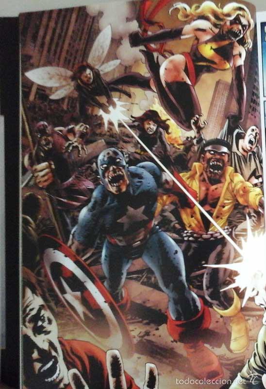 Cómics: Marvel Zombies, tomo con Hambre insaciable, origenes y el debut de los zombies en Fantastic Four. - Foto 2 - 57997206