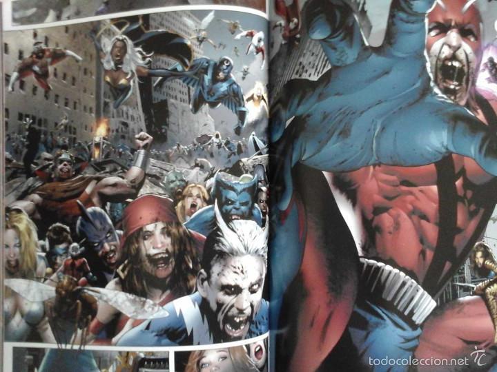 Cómics: Marvel Zombies, tomo con Hambre insaciable, origenes y el debut de los zombies en Fantastic Four. - Foto 3 - 57997206