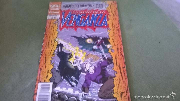 MOTORISTA FANTASMA (Tebeos y Comics - Panini - Marvel Comic)