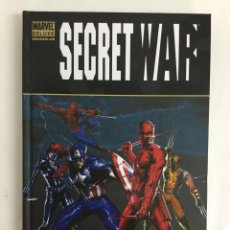 Cómics: SECRET WAR (MARVEL DELUXE) - BRIAN MICHAEL BENDIS, GABRIELE DELL'OTTO - PANINI. Lote 58199980