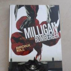 Cómics: PANINI NOIR: BRONX KILL - PETER MILLIGAN & JAMES ROMBERGER. Lote 58468618