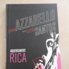 Cómics: PANINI NOIR: ASQUEROSAMENTE RICA - BRIAN AZZARELLO & VICTOR SANTOS. Lote 58468979