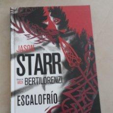 Cómics: PANINI NOIR: ESCALOFRÍO - POSIBLE ENVÍO GRATIS - JASON STARR & MICK BERTILORENZI. Lote 58469122