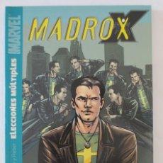 Cómics: MADROX ELECCIONES MULTIPLES. Lote 58517838