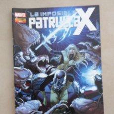 Cómics: LA IMPOSIBLE PATRULLA-X REGENESIS 1 2 3 4 5 6 7 + ESPECIAL - PANINI - GUILLEN & PACHECO. Lote 58586502