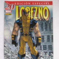Cómics: LOBEZNO Nº 20. CIVIL WAR. EDICION ESPECIAL. VOL. 4. PANINI. Lote 58617090
