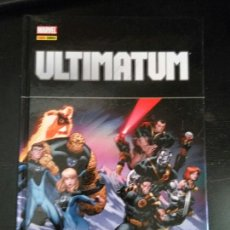Cómics: ESPECIAL ULTIMATUM: ULTIMATE FANTASTIC FOUR & X-MEN - TOMO PANINI TAPA DURA. Lote 58620006