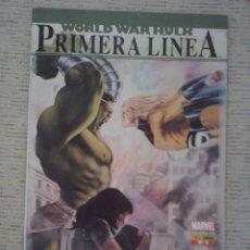 Cómics: WORLD WAR HULK. PRIMERA LÍNEA. Nº 4. PANINI. Lote 58620098