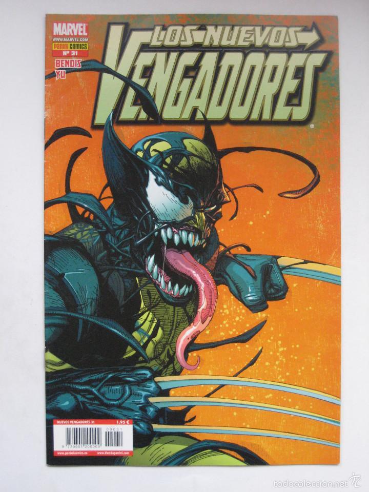 LOS NUEVOS VENGADORES Nº 31. PANINI (Tebeos y Comics - Panini - Marvel Comic)