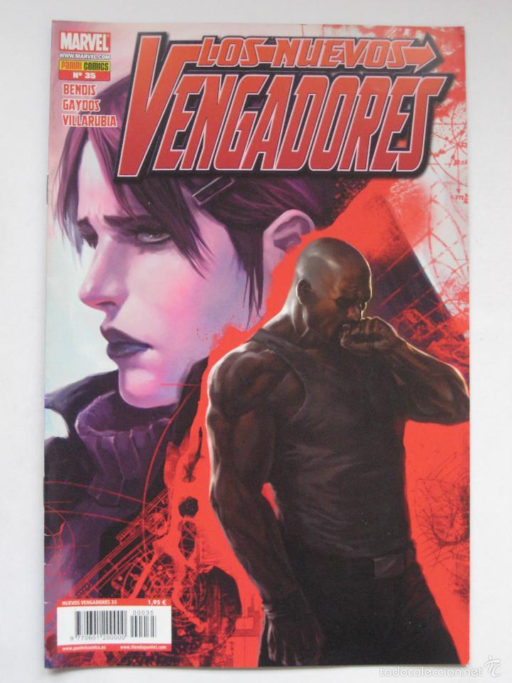 LOS NUEVOS VENGADORES Nº 35. PANINI (Tebeos y Comics - Panini - Marvel Comic)