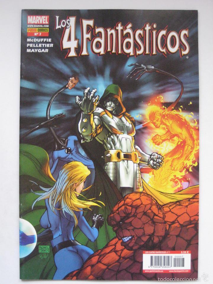LOS 4 FANTASTICOS Nº 7. VOL. 7. PANINI (Tebeos y Comics - Panini - Marvel Comic)