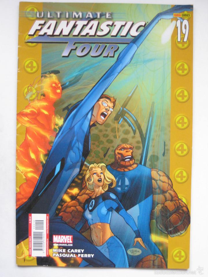 ULTIMATE FANTASTIC FOUR Nº 19. PANINI (Tebeos y Comics - Panini - Marvel Comic)