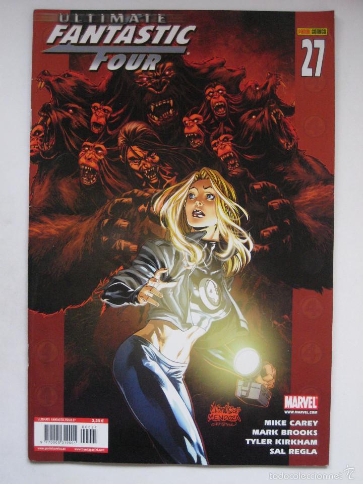 ULTIMATE FANTASTIC FOUR Nº 27. PANINI (Tebeos y Comics - Panini - Marvel Comic)
