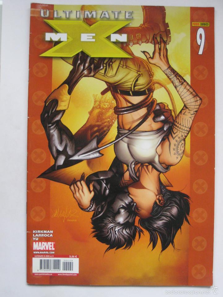 ULTIMATE X-MEN Nº 9. VOL. 2. PANINI (Tebeos y Comics - Panini - Marvel Comic)