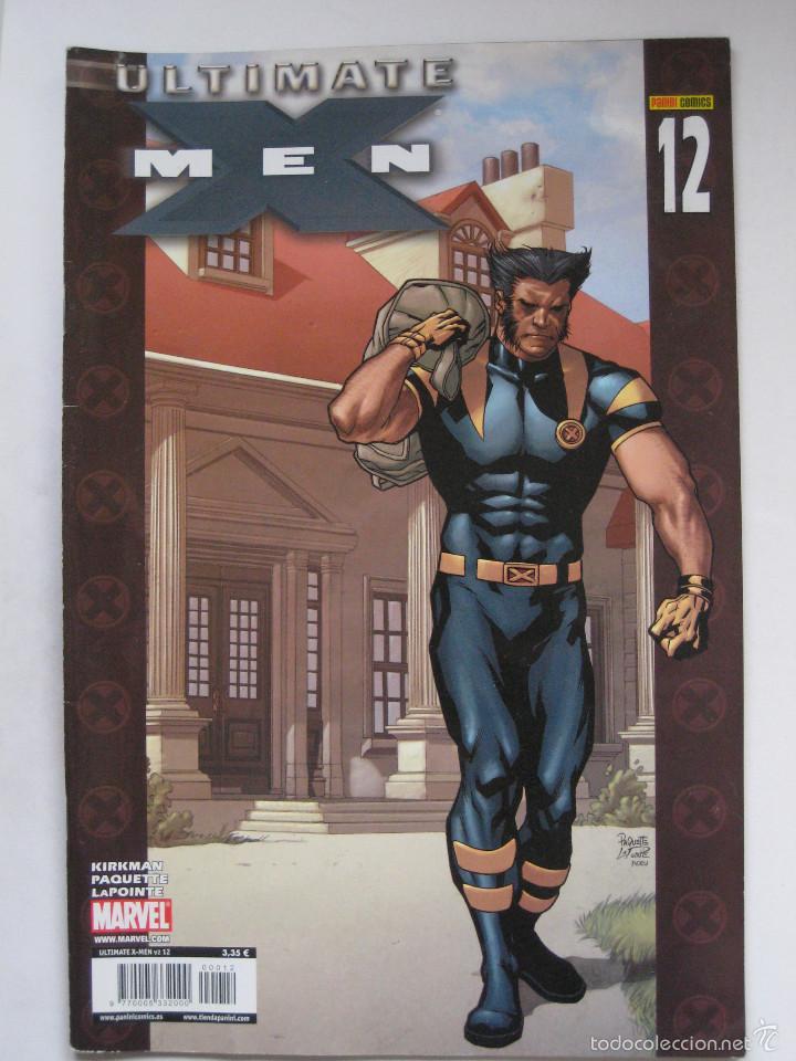 ULTIMATE X-MEN Nº 12. VOL. 2. PANINI (Tebeos y Comics - Panini - Marvel Comic)