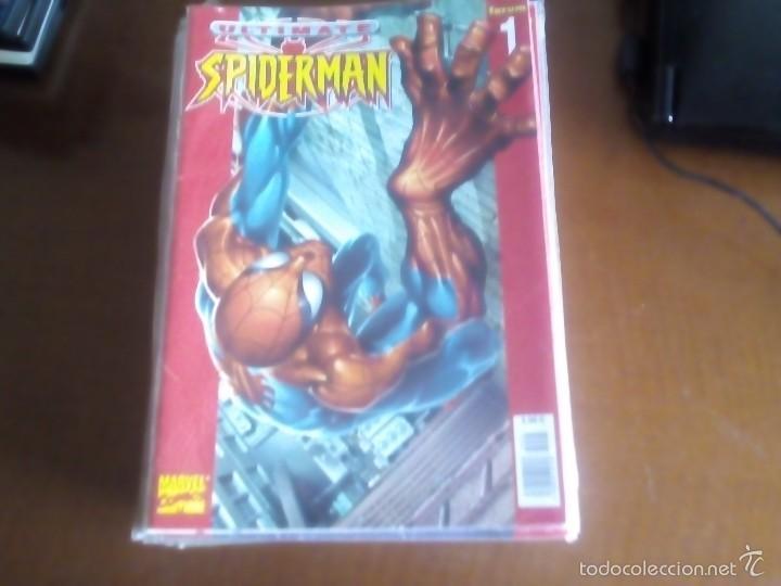 Cómics: ULTIMATE SPIDERMAN 45 COMICS....LEER DESCRIPCION - Foto 2 - 58902330