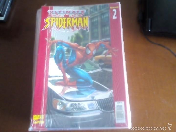 Cómics: ULTIMATE SPIDERMAN 45 COMICS....LEER DESCRIPCION - Foto 3 - 58902330