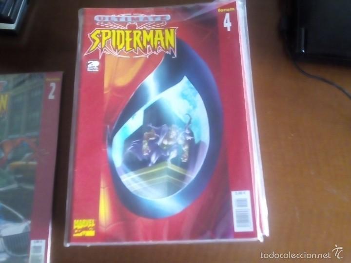 Cómics: ULTIMATE SPIDERMAN 45 COMICS....LEER DESCRIPCION - Foto 5 - 58902330