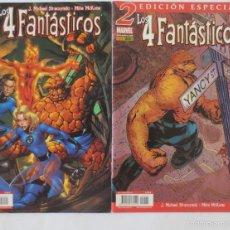 Cómics: LOS 4 FANTASTICOS 1,2. Lote 58948065