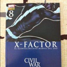 Cómics: CIVIL WAR. X-FACTOR. IMPECABLE.. Lote 58955195