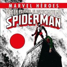 Cómics: CÓMICS. MARVEL HÉROES 74. PETER PARKER, EL ESPECTACULAR SPIDERMAN. PUNTO DE RUPTURA - AL MI(CARTONÉ). Lote 59462095