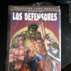 Cómics: COLECCIÓN 100%MARVEL: LOS DEFENSORES: LES LLAMABAN...LOS DEFENSORES. Lote 59474469